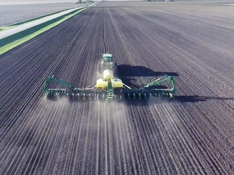 Crop Enhancement Coats Crops for a Better Harvest