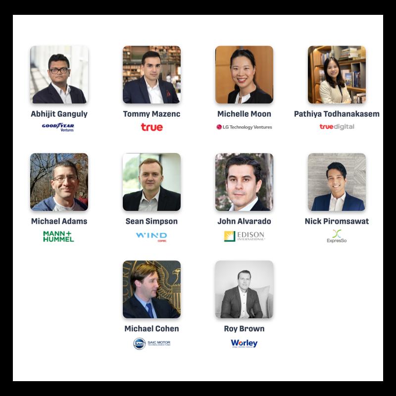 cvc roundtable panelists