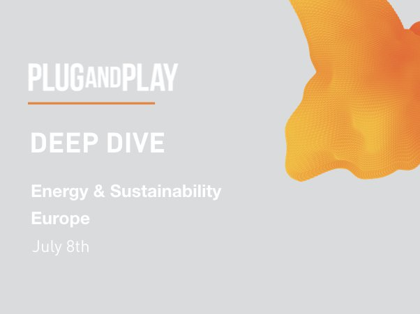Energy and Sustainability Deep Dive, July - Munich