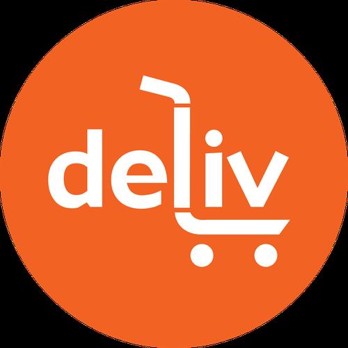 Deliv.co Logo