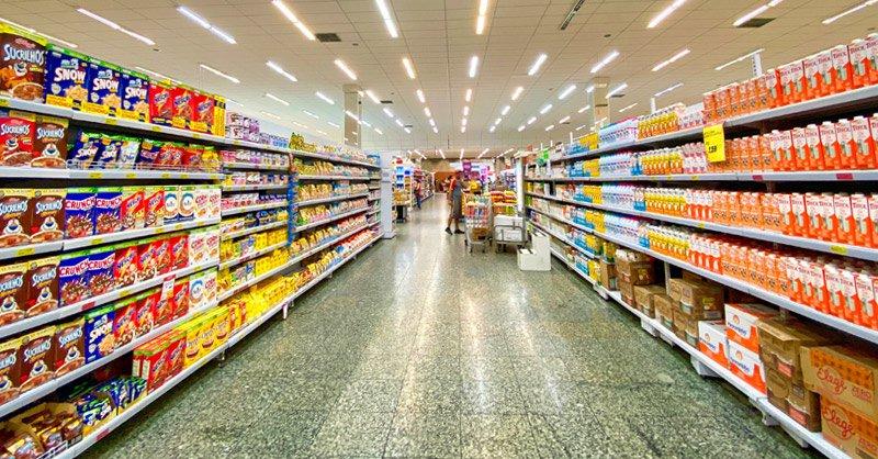 demand volatility retail supermarket