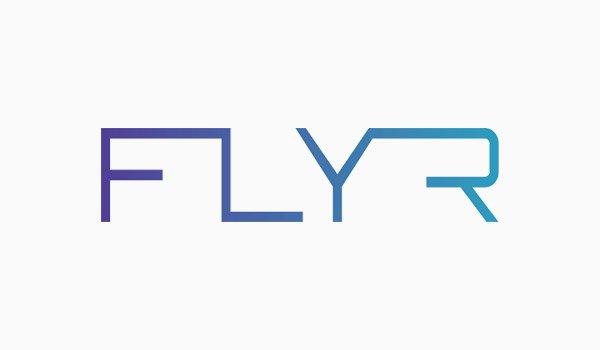 Flyr startup logo