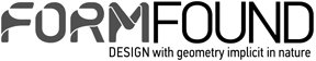 Form Found Design Logo
