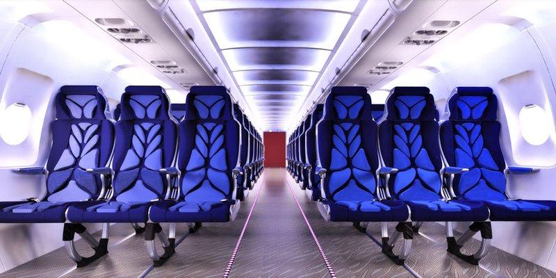 Future Plane Seats