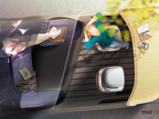 Yanfeng & the Future of Automotive Interiors