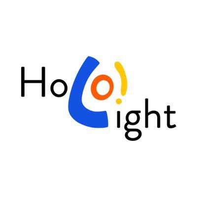 Holo-Light Logo