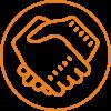 handshake icon_orange