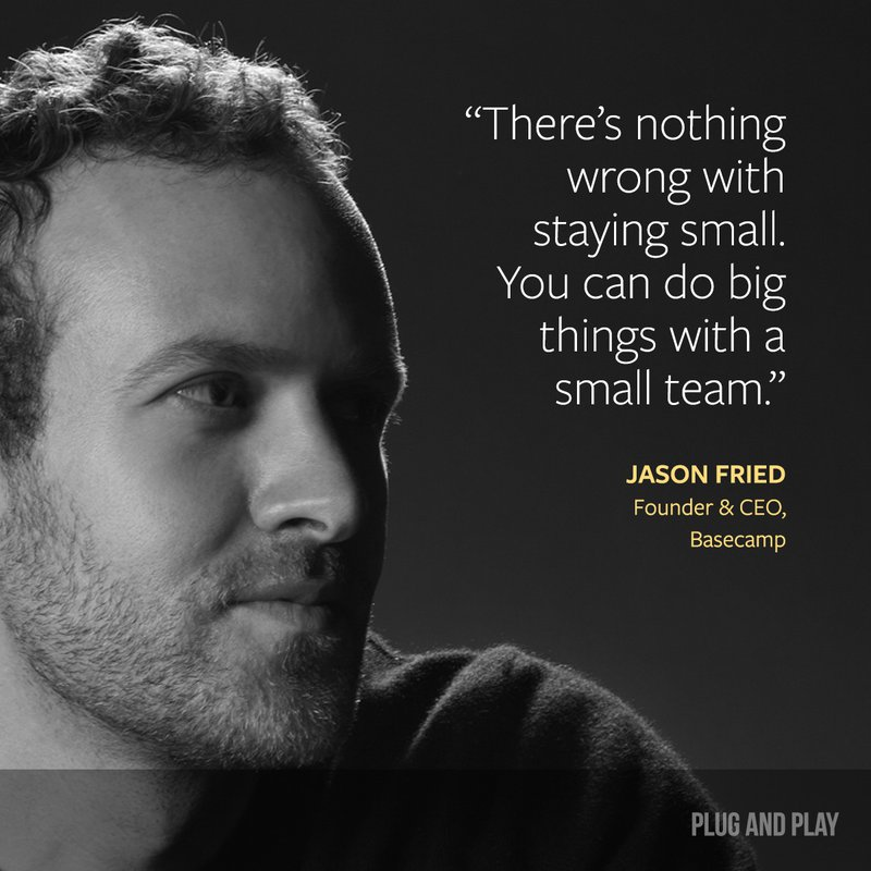 jason fried entrepreneur quote