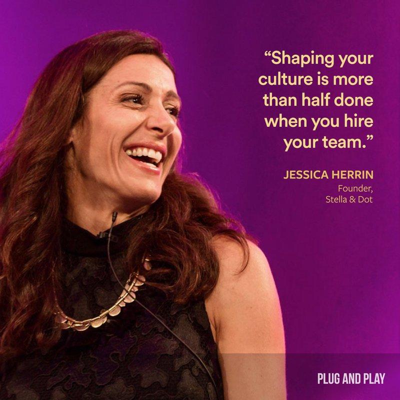 Jessica Herrin Plug and Play female entrepreneur