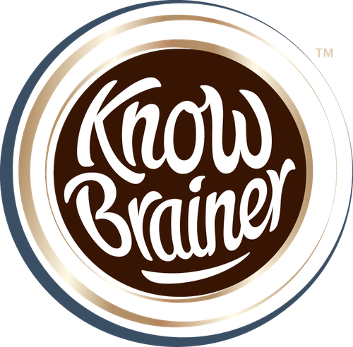 Know Brainer Logo