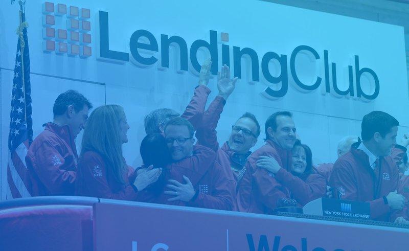 lending club ipo stock exchange