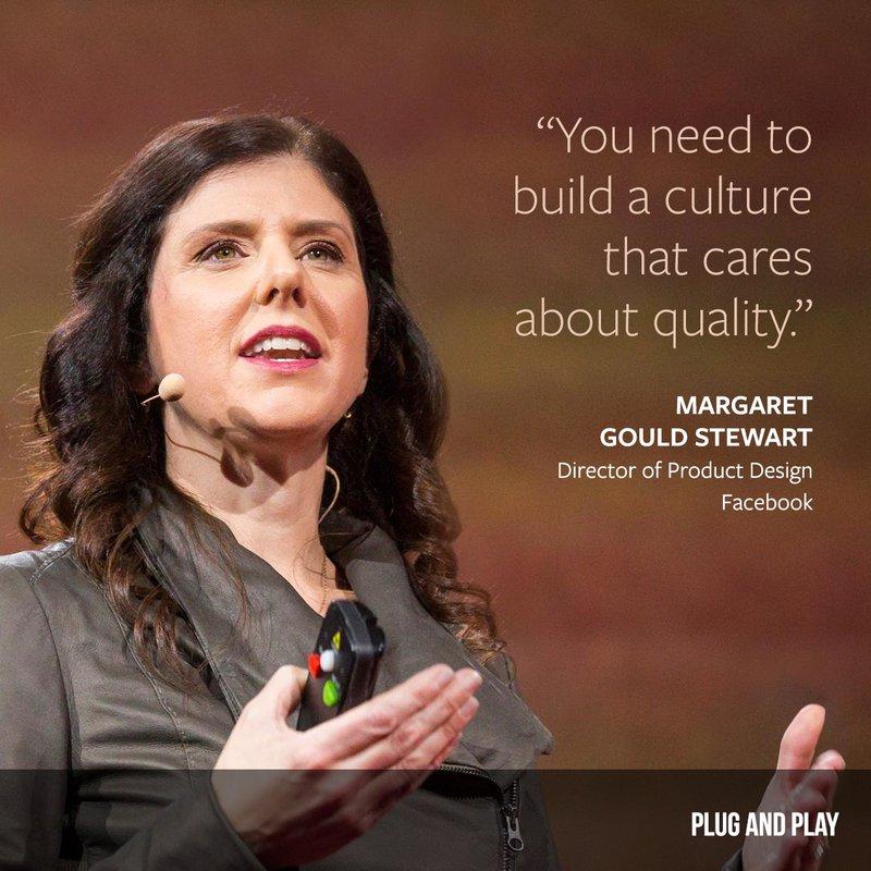 margaret gould stewart entrepreneur quote