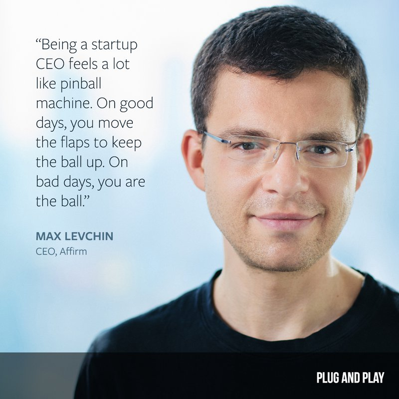 max levchin entrepreneur quote