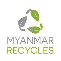 Myanmar Recycles Logo