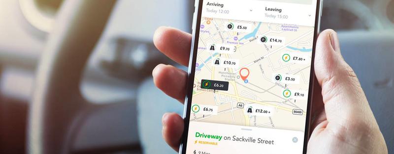 parking smart cities