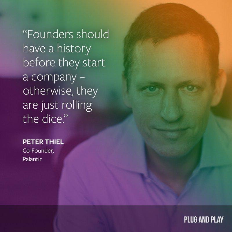peter thiel entrepreneur quote