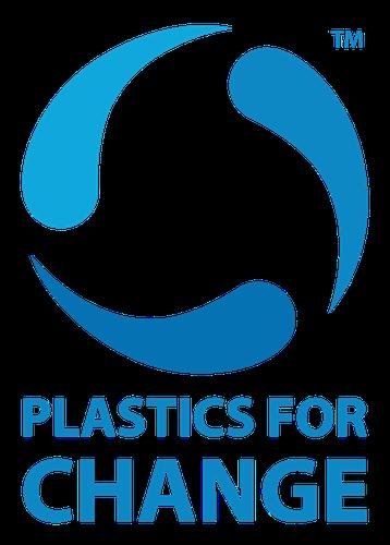 Plastics for Change Logo