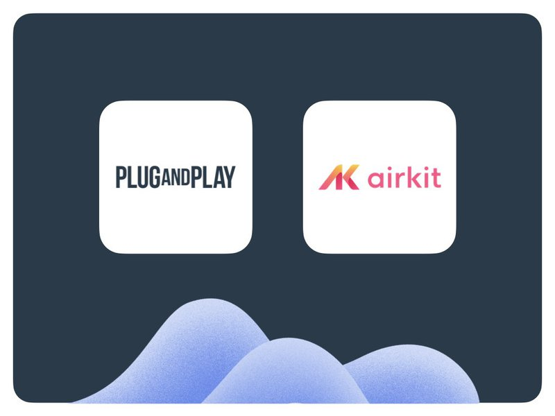 Plug and Play investment Airkit Thumbnail