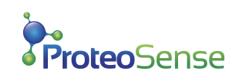 ProteoSense Logo