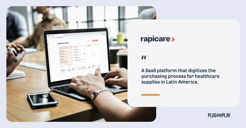 new investment plug and play rapicare quote
