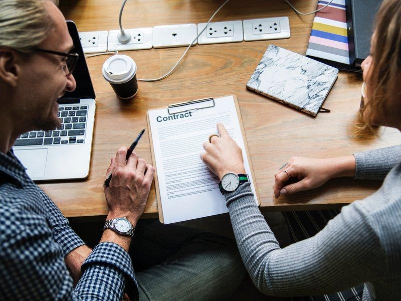 Smart Contracts Header