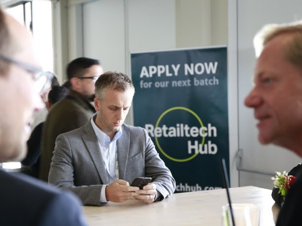 Retailtech Hub Selection Day Batch 1