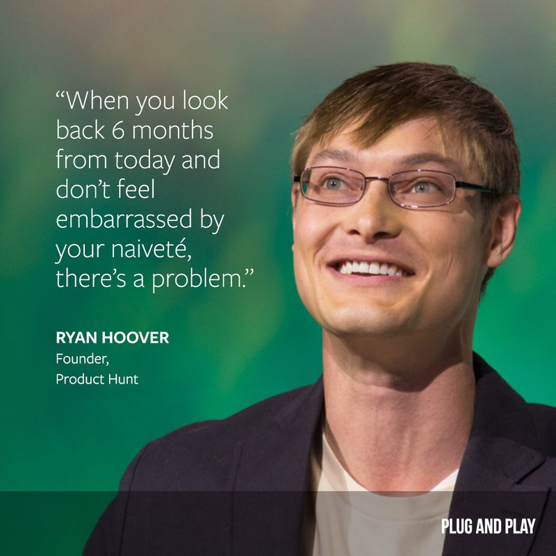 ryan hoover entrepreneur quote