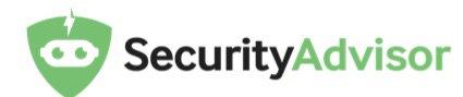 SecurityAdvisor Logo