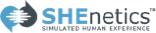 SHEnetics Logo
