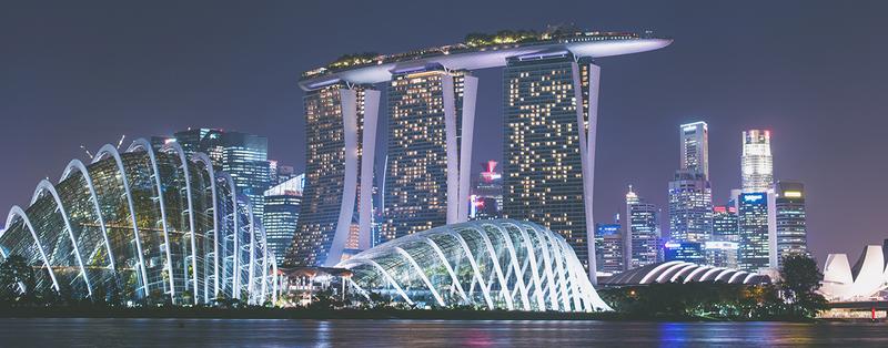 singapore global presence