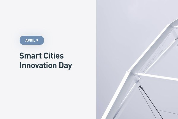 Plug and Play Smart Cities Innovation Day April