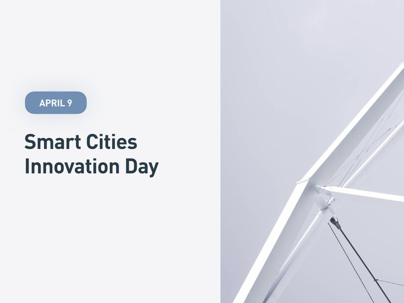 Smart Cities Innovation Day