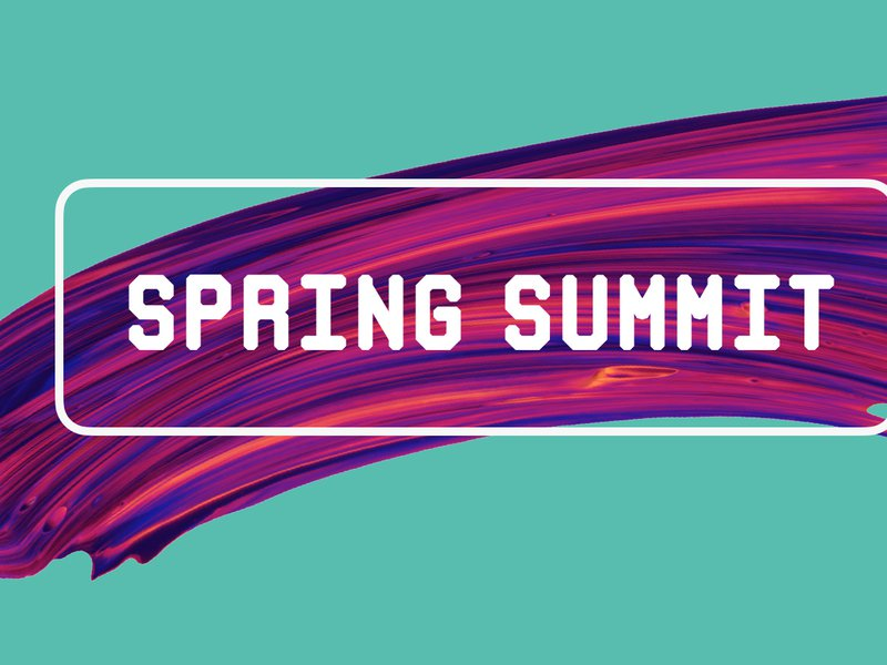 spring summit 2020 banner