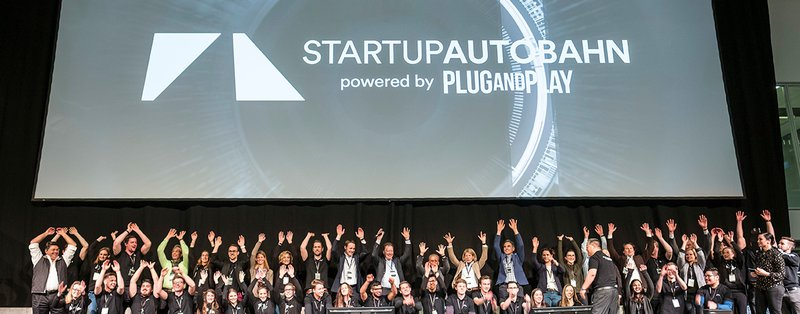 startup autobahn and plug and play