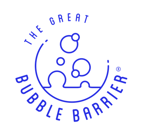 The Great Bubble Barrier Logo