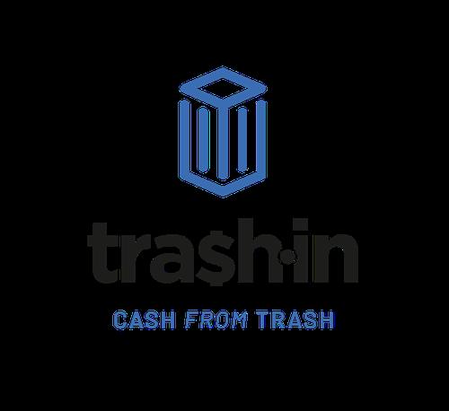 Trashin Logo