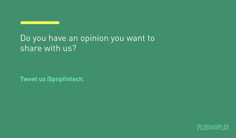 tweet us fintech