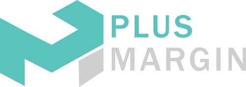 PlusMargin Logo