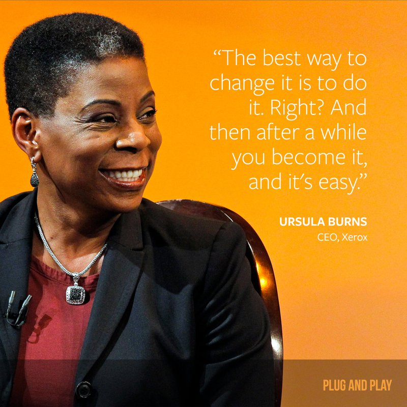 ursula burns entrepreneur quote