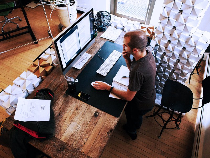 Sitting Down To Work Could Be Affecting Your Startup's Potential