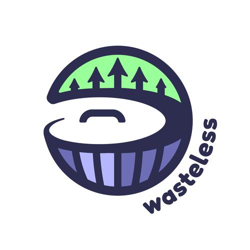 Wasteless Logo