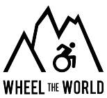 Wheel the World Logo