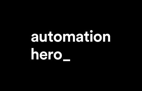 Automation Hero Logo