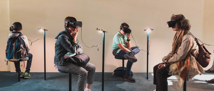 Workplace Tech Trends Virtual Reality