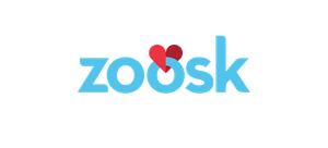 Zoosk newest logo